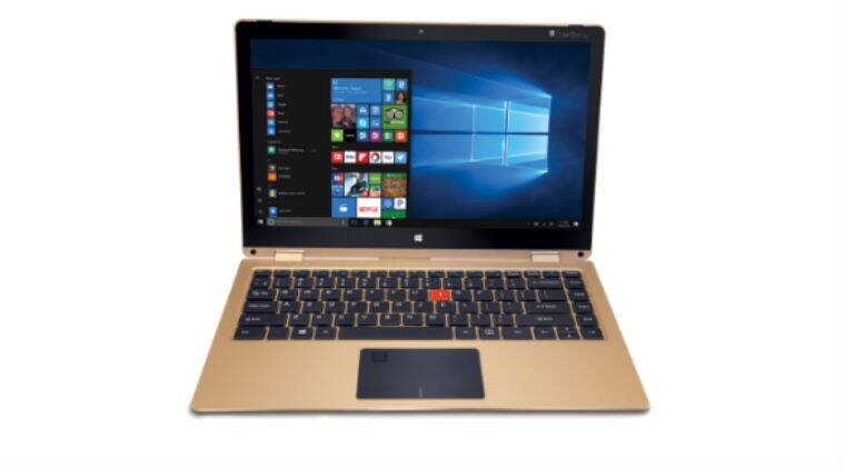 iBall, iBall laptop, CompBook Aer 3, CompBook series, CompBook Aer 3 features, CompBook Aer 3 price, convertible laptop, iBall executive laptop, iBall news