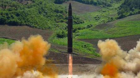 North Korea still needs time to perfect re-entry technology: South Korea vice defence minister