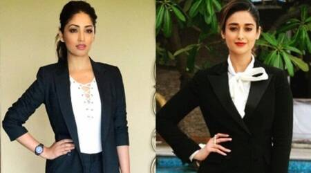 Ileana D'Cruz or Yami Gautam: Who wore the black pantsuit better?