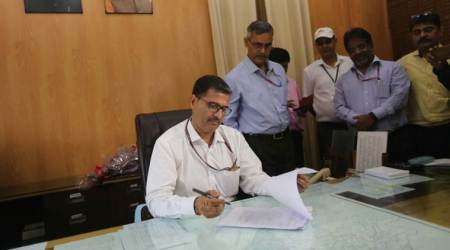 Ashwani Lohani takes charge as new Railway Board Chairman, says safety will be top priority