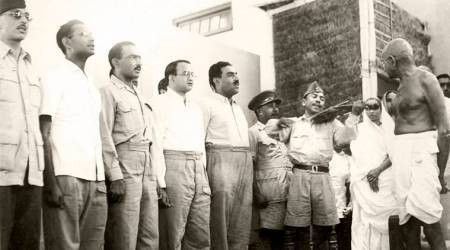 1945 INA trials: a rare glimpse from the lens of photojournalist KulwantRoy