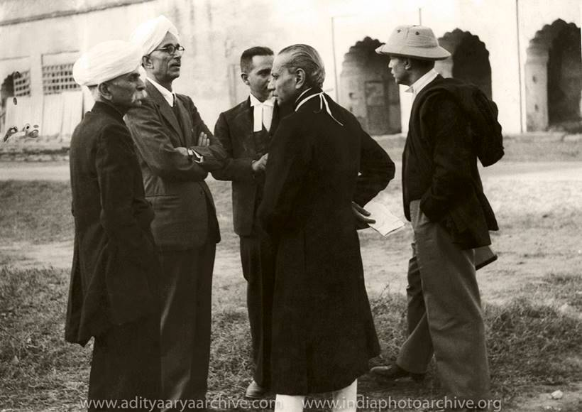 Indian national army, kulwant roy, jawaharlal nehru