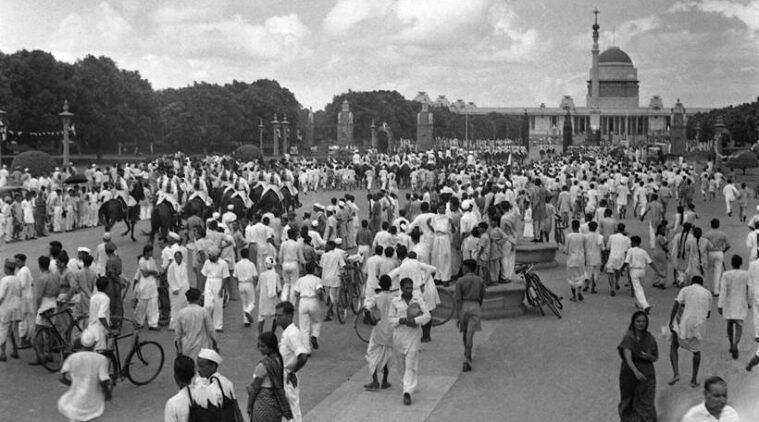 british newspapers, indian independence, british raj, 15 august 1947