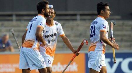 Indian men's hockey team beat Netherlands 2-1, winseries