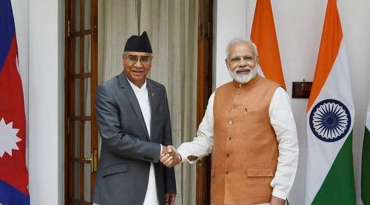nepal PM, Sher Bahadur Deuba, nepal constitution, madheshi, Prime Minister Narendra Modi
