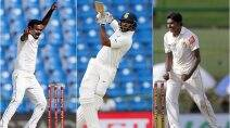 India vs Sri Lanka, Shikhar Dhawan, KL Rahul, Sandakan, Malinda, sports gallery, cricket, Indian Express