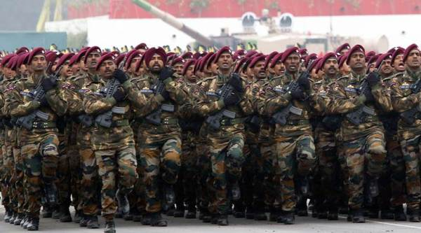 recruits join army, soldiers join army, jammu and kashmir soldiers, jammu and kashmir, indian army, indian express news