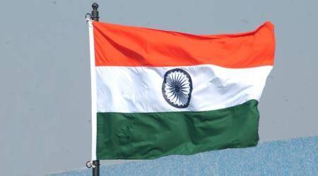 Telangana: Govt college principal heckled for hoisting tricolour with shoes on in Nizamabad, 16 held