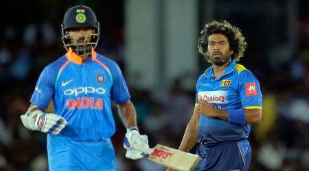 India beat Sri Lanka by nine wickets in 1st ODI; Shikhar Dhawan 132*, Virat Kohli 82*