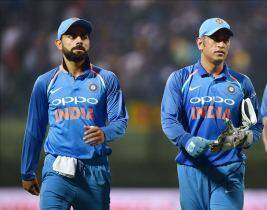 You will always be our captain: Kohli on Dhoni playing 300ODIs