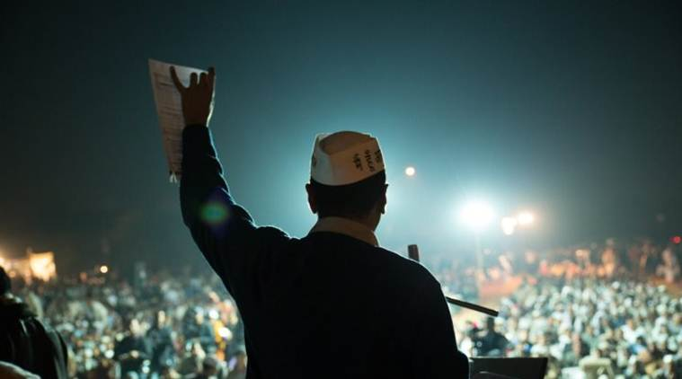 An Insignificant Man is a documentary on Arvind Kejriwal