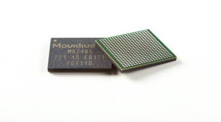 Intel, Myriad X, MovidiusMyriad X, Movidius, chipset, vpu
