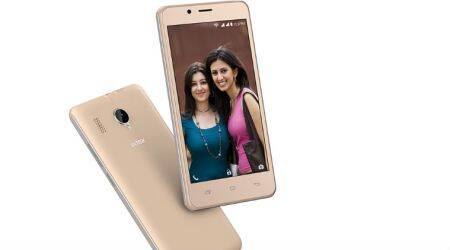 Intex, Intex phone, Aqua Style III, Aqua Style III features, Aqua Style III India launch, Aqua Style III India price, Amazon exclusive sale, Intex news, smartphone news