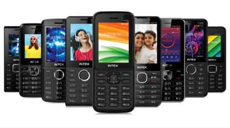Intex Turbo+ 4G feature phone launched in India: Price and key specifications