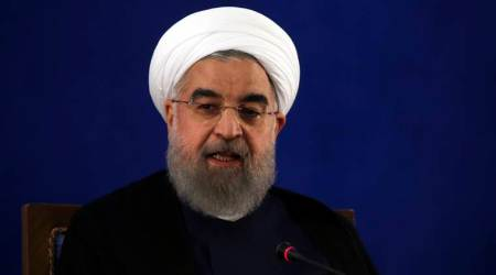 "Iran could quit nuclear deal in ""hours"" if new U.S. sanctions imposed: Hassan Rouhani"