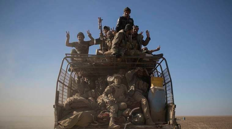 Tal Afar Heavy Clashes, Tal Afar, Iraq Heavy Clashes, Iraq Clashes, Heavy Clashes At Iraq, IS fighters, World News, Latest World News, Indian Express, Indian Express News