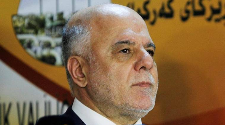 Haider al-Abadi, Iraq PM, Captured Indians IS, Islamic State capture Indian workers, Indian Workers, Iraqi forces, World news, Indian Express News, Sushma Swaraj