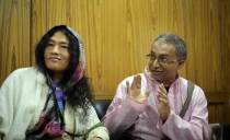 Irom Sharmila Ties The Knot With Desmond Coutinho In Kodaikanal