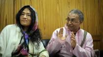 Manipur's 'Iron Lady' Irom Sharmila marries long-time partner Desmond Coutinho