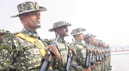Mandarin made a must for ITBP recruits