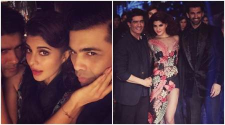 Jacqueline Fernandez to Aditya Roy Kapur: How are you so good looking?