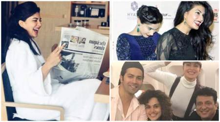Jacqueline Fernandez celebrates birthday in Tokyo, Sonam Kapoor to Riteish Deshmukh wish the A Gentleman star