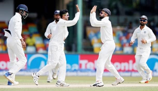 India vs Sri Lanka, Kusal Mendis, Dimuth Karunaratne, R Ashwin, sports gallery, cricket, Indian Express