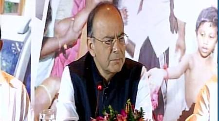 Revenue department's probes source of data on black money, says Arun Jaitley