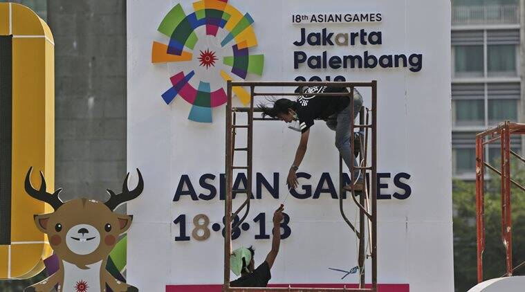 jakarta m - Asian Games 2018 Sports List