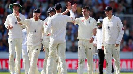 James Anderson, England vs South Africa, Indian Express
