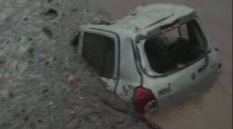jammu kashmir accident, Mehbooba Mufti, J-K accident, J-K accident death, indian express