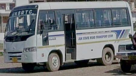 Poonch Rawalakot bus, Poonch Rawalakot bus suspended, LoC bus, LoC bus suspended, ceasefire violation, LoC ceasefire, poonch ceasefire, indian express news, Pakisatn ceasefire, india news