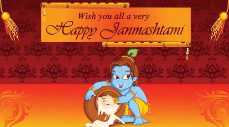 Happy Krishna Janmashtami 2017: Facebook and Whatsapp Messages, Greetings, SMS, Status and Images for your lovedones