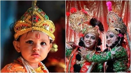janmashtami, janmashtami 2017, janmashtami timings, krishna jayanti, sri krishna jayanti, what is janmashtami, janmashtami celebrations, janmashtami in india, janmashtami mahurat, janmashtami muhurat pooja, indian express, indian express news