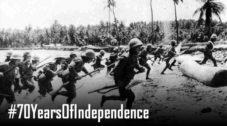 Japanese in Andaman islands, 70 years of independence, 70th independence day, Indian Express