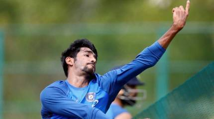 Another arrow in Jasprit Bumrah's quiver