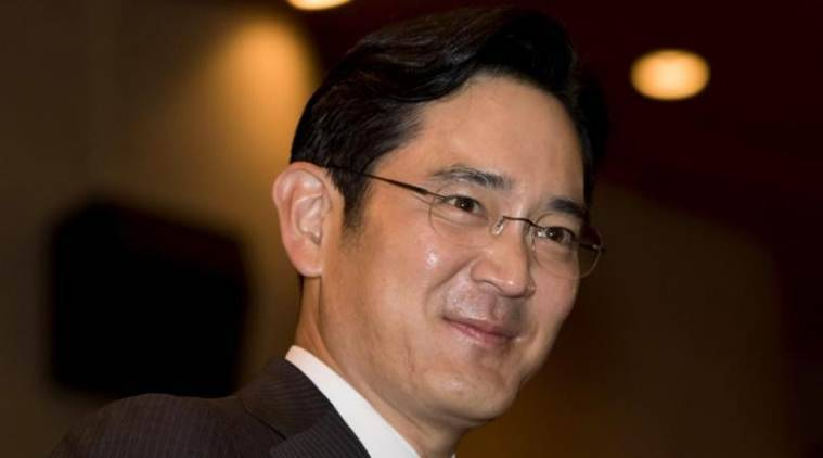 Samsung heir given five years in prison for bribery