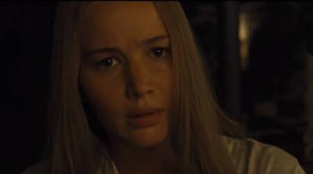 Mother! trailer: Jennifer Lawrence's horror film will scare the hell out of you