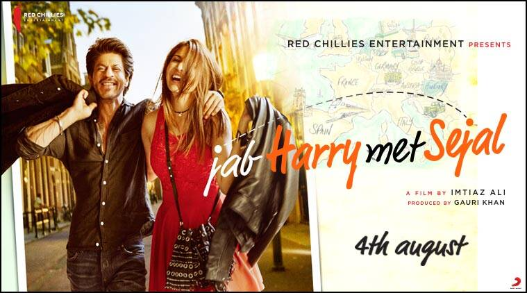 Jab Harry Met Sejal, Jab Harry Met Sejal SRK, Jab Harry Met Sejal Shah Rukh Khan, Shah Rukh Khan, Anushka Sharma, Jab Harry Met Sejal film, Jab Harry Met Sejal song