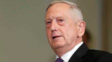 Jim Mattis, Jim Mattis Turkey visit, Syrian Kurdish militia, Kurdish Peoples' Protection Units, NATO, indian express news