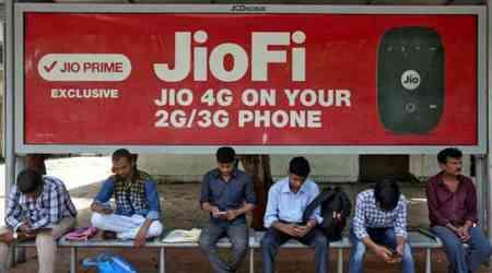 Reliance Jio, Jio market share, Reliance Jio telecom impact, Reliance Jio market impact, Jio market impact, Airtel profits, Vodafone profits, Airtel vs Reliance Jio, Telecom industry India
