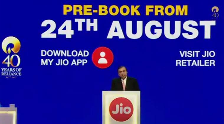Reliance Jio, JioPhone, JioPhone 4G, JioPhone prebooking, JioPhone track status, How to buy JioPhone, JioPhone pre-booking amount, JioPhone price, JioPhone features