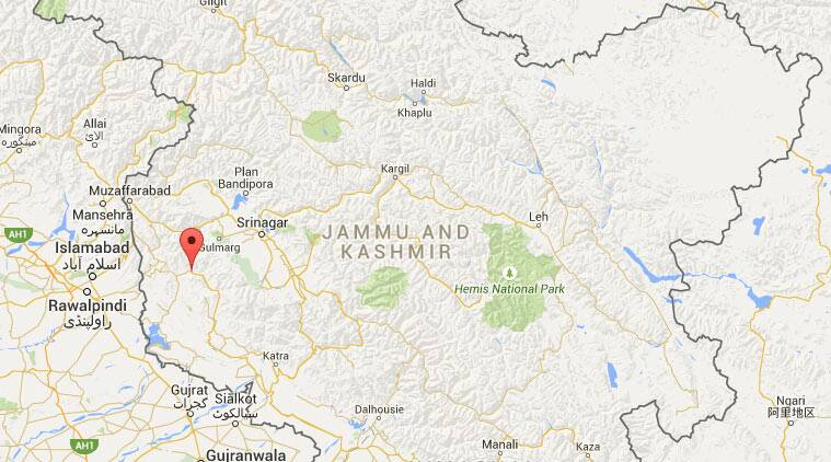 poonch kid wounded, LoC Firing, Poonch, Jammu and Kashmir news, Indian Express News