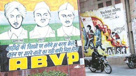 Ahead of JNU student union polls, another Muzaffarnagar film-this time by ABVP