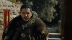 jon snow, game of thrones, game of thrones season 7, game of thrones episode 7