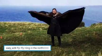 VIDEO: Jon Snow touched Drogon, and turned into a dragon? See Khaleesi's reaction