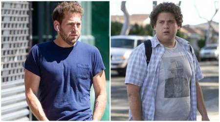 Have you seen Jonah Hill's new look? See his then and now photos