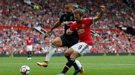 We have reasons to be happy, says Manchester United's Juan Mata