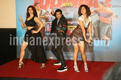 Judwaa 2 trailer launch: Varun Dhawan, Taapsee Pannu, Jacqueline Fernandez burn the stage on the tunes of 'Tan Tana Tan'