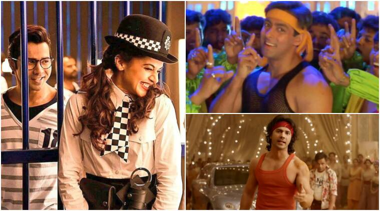 Judwaa 2 8th Day Box Office Collection